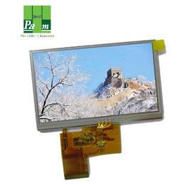Taiwan 4.3-inch TFT LCD Module