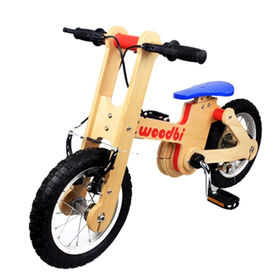 Children balance wooden bike from China (mainland)