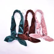 Girl's Love Stylish Artificial Fabric Hair Band from China (mainland)