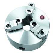 Direct mount 3 jaw self-centering chuck