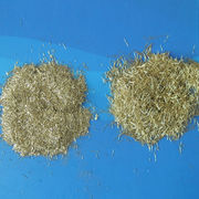 Strength copper coated steel fiber>2850mpa from China (mainland)