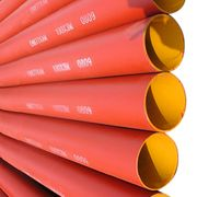 Cast-iron pipe Shanxi Solid Industrial Co.,Ltd.