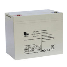 China Rechargeable lead acid battery