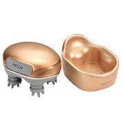 Portable head scalp and body waterproof handheld massage machine