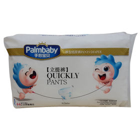Disposable baby pants from China (mainland)