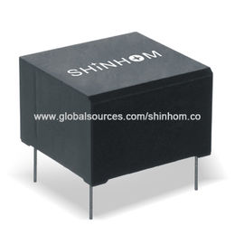 China Epoxy Encapsulated Thyristor Trigger/IGBT Driver Transformer with 50Hz to 10kHz Working Frequencies