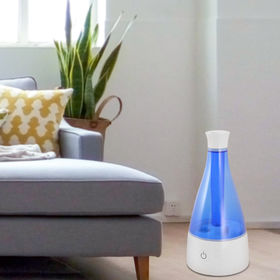Easy-fill 0.5 Gallon Ultrasonic Humidifier Manufacturer