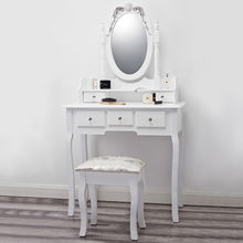 Wooden dressing table from China (mainland)