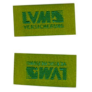 Woven label from China (mainland)
