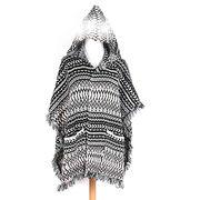 Woven acrylic shawls from China (mainland)