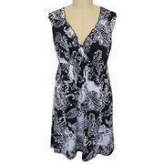 Printed dress from China (mainland)