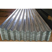 Zinc Coated Corrugated Steel Sheet from China (mainland)