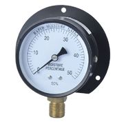 Standard industrial pressure gauge from China (mainland)