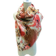 Cotton scarves from China (mainland)