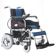 Handicapped fold power wheelchair from China (mainland)