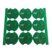 Single-sided PCBs from Hong Kong SAR