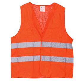 PVC waterproof safety vest from China (mainland)