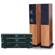 Amplifier and Hi-fi speaker