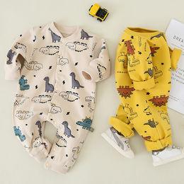 Long-sleeve Baby Pajama
