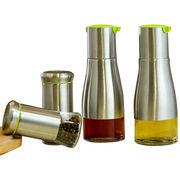Oil/vinegar bottle sets from China (mainland)