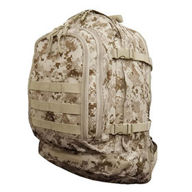 Camo color military backpack Manufacturer