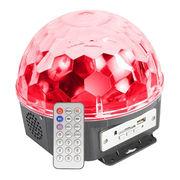China VS-26MP3 LED Magic Ball With MP3