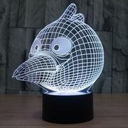 3D table room decoration indoor night light Manufacturer