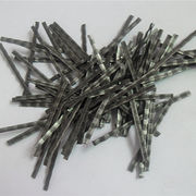 Crimped Flat Steel Fiber from China (mainland)
