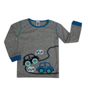 100% cotton long-sleeved baby T-shirts from China (mainland)