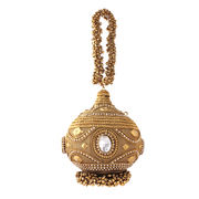 Metal Purse from India