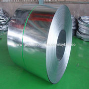 Galvanized steel strip coil from China (mainland)