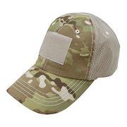 Camo mesh trucker hat from China (mainland)