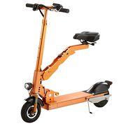 Air wheel foldable electric scooter, CE/FCC/RoHS certified