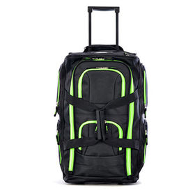 Fashion Lightweight Rolling Duffel Bag from China (mainland)