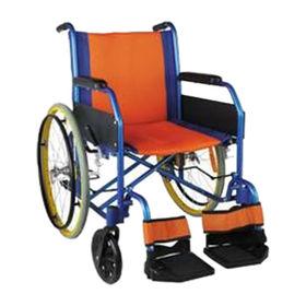 Aluminum wheelchair from China (mainland)