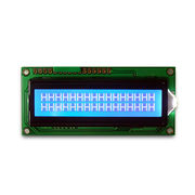 16 x 2-line LCD Module with White LED Backlight and 0.55 x 0.5mm Dot Size from Xiamen Ocular Optics Co. Ltd