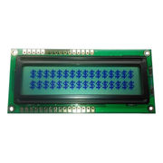16 x 2 character LCD module, double 16PIN interface, ST7066U, 56.2x11.5 A.A from Xiamen Ocular Optics Co. Ltd