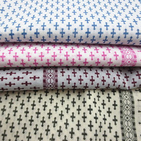 Print voile fabric Manufacturer