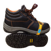 Steel toe safety shoes from China (mainland)