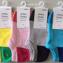 Cute colorful baby anti-slip terry socks from Taiwan