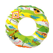 Inflatable swimming ring from China (mainland)