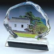 Crystal trophy Manufacturer