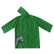 Children's rainwear from China (mainland)