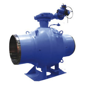 Fully Welded Ball Valve from China (mainland)
