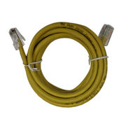 Cat5e UTP Round cable from China (mainland)