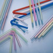 Flexible drinking straws from China (mainland)