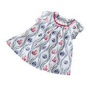 Girl's sleeveless dresses from China (mainland)