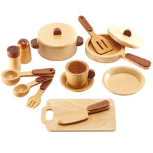 Wooden Kitchenware Cooking Toy from China (mainland)