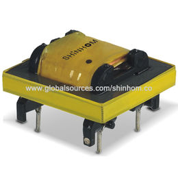China Audio/Modem Transformer with 20Hz to 20kHz Frequency Range, Available in Various Sizes