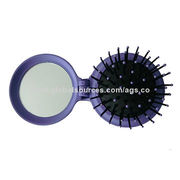 Hair brush mirror from China (mainland)